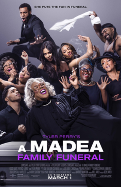 Picture of a movie: A Madea Family Funeral