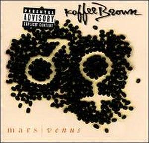 Koffee Brown - Mars/Venus album cover