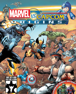 <i>Marvel vs. Capcom Origins</i> video game