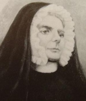 Mary Frances Clarke - Image: Mary Frances Clarke