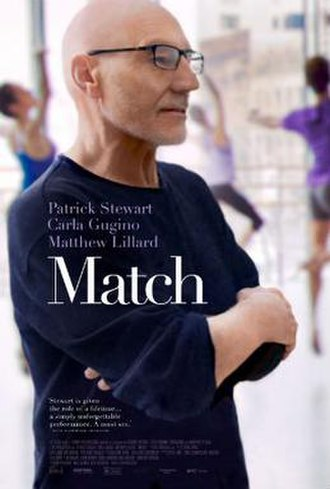 Match (film) - Theatrical release poster