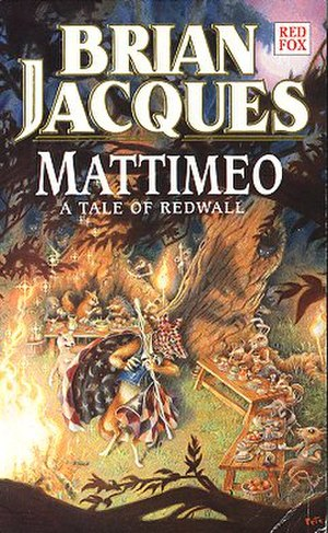 Mattimeo - UK first edition cover