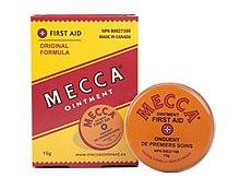 Mecca Ointment - Wikipedia