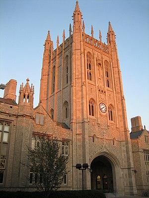Memorial Union (University of Missouri) - The bell tower of Memorial Union