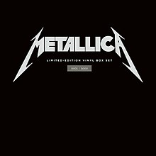 Metallica - Limited Edition Vinyl Box Set cover.jpg