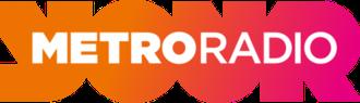 Metro Radio - Image: Metro Radio logo 2015