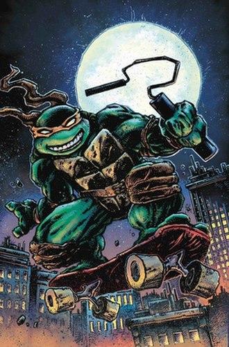 Michelangelo (Teenage Mutant Ninja Turtles) - Image: Michelangelo (Teenage Mutant Ninja Turtles)