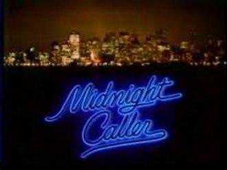 Midnight Caller - Image: Midnight Caller