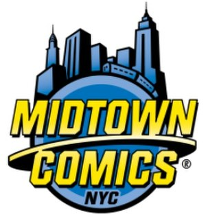 Midtown Comics - Image: Midtown Comics Logo Hi Res