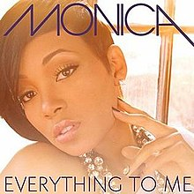 Monica — Everything to Me (studio acapella)
