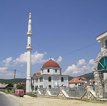 Mosque in Western Macedonia
