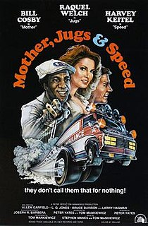 <i>Mother, Jugs & Speed</i> 1976 film by Peter Yates