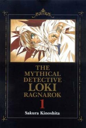 The Mythical Detective Loki Ragnarok - Image: Mythicaldlokimanga 1