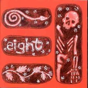 Eight (New Model Army album) - Image: NMA eight