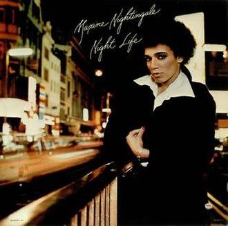 Night Life (Maxine Nightingale album) - Image: Night Life (Maxine Nightingale Album)