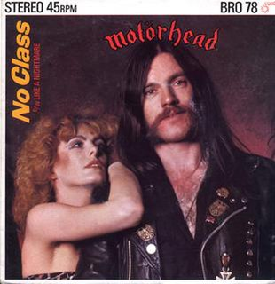 No Class 1979 single by Motörhead