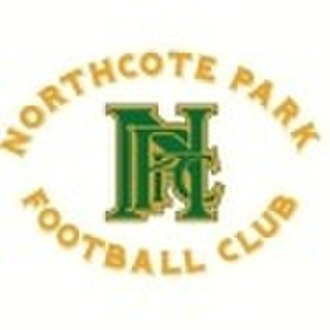 Northcote Park Football Club - Image: Northcote Park Football Club logo