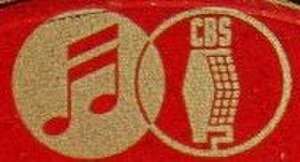 "Columbia Records - Columbia ""notes and mic"" logo"