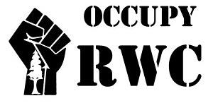 Occupy Redwood City - Image: Occupy Redwood City (logo)