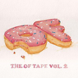 The OF Tape Vol. 2 - Image: Odd Future Tape Volume 2 Album Cover