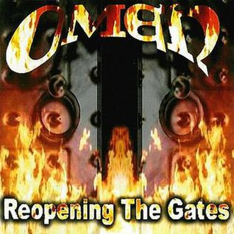 Reopening the Gates - Image: Omen Reopening The Gates front