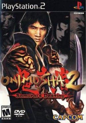 Onimusha 2: Samurai's Destiny - Image: Oni 2box