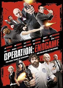 Operation: Endgame movie