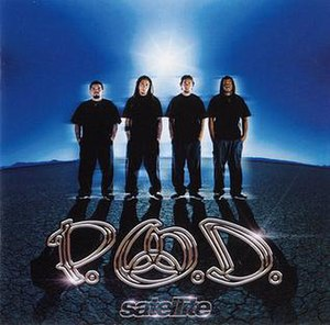 Satellite (P.O.D. album) - Image: POD Satellite