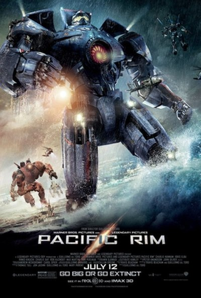 Picture of a movie: Pacific Rim
