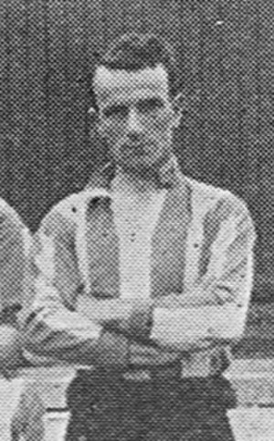 Percival Whitton - Whitton with Brentford in 1926.
