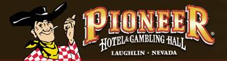 Pioneer Hotel & Gambling Hall - Image: Pioneer Hotel & Gambling Hall logo
