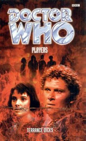 Players (Doctor Who novel) - Image: Players (Doctor Who)