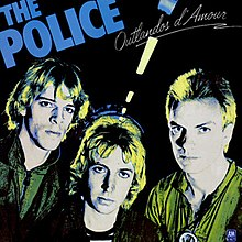 The Police - Outlandos dAmour