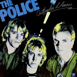 Outlandos d'Amour - Image: Police album outlandosdamour