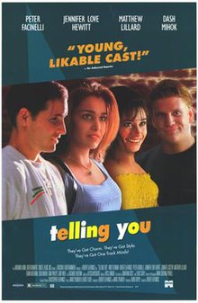 Poster of the movie Telling You.jpg