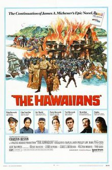 Poster of the movie The Hawaiians.jpg