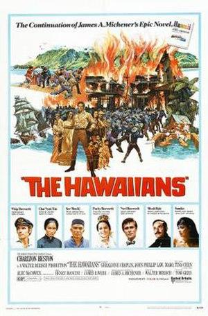 The Hawaiians (film) - Image: Poster of the movie The Hawaiians
