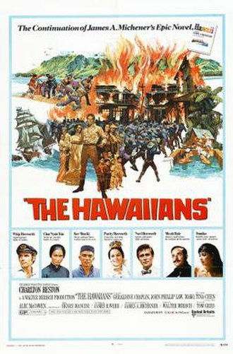The Hawaiians (film) - Image: Poster of the movie The Hawaiians