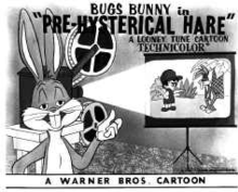 Pre-Hysterical Hare Lobby Card.PNG