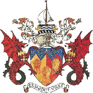 Preseli Pembrokeshire - arms of Preseli Pembrokeshire District Council