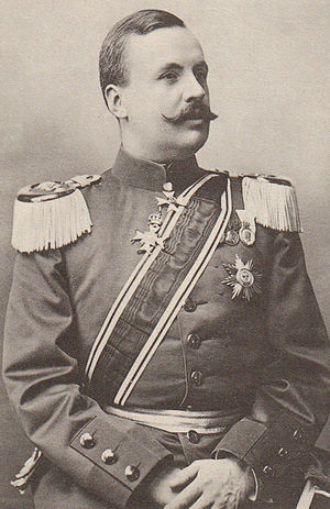 Friedrich, Prince of Waldeck and Pyrmont - Image: Prince FRIEDRICH Pyrmont