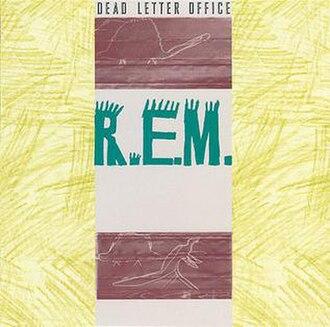Dead Letter Office (album) - Image: R.E.M. Dead Letter Office
