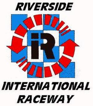 Riverside International Raceway - Image: RIR Logo