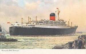 RMS Ivernia - Image: RMS Ivernia