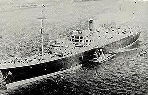 RMS Magdalena (1948) - Image: RMS Magdalena