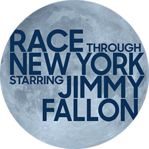 Race Through New York Starring Jimmy Fallon - Image: Race Through New York Starring Jimmy Fallon Logo