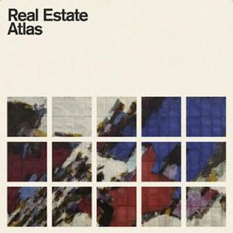 Atlas (Real Estate album) - Image: Realestate atlasalbum