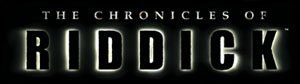 The Chronicles of Riddick (franchise) - Image: Riddick logo