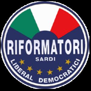 Sardinian Reformers - Image: Riformatori Sardi Logo