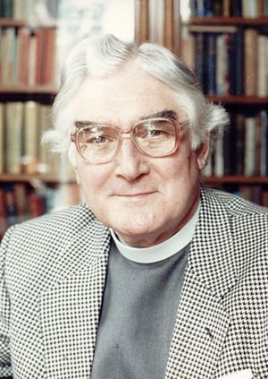 Robert McGhee (minister) -  The Revd Dr Robert McGhee